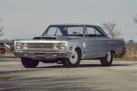 plymouth and plymouth belvedere ii ro23 stock lightweight