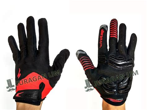 Gloves Sarung Tangan Specialized Bg Gel Wiretap Stripe Black jual beli gloves sarung tangan specialized bg gel