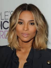 middle part bob hairstyle middle part medium hairstyles 2014