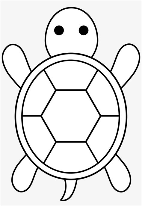 Free Turtle Clipart Black And White, Download Free Clip
