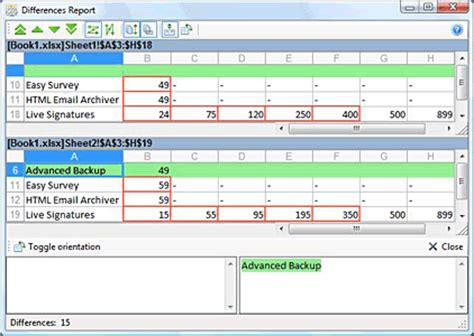 How To Compare Spreadsheets In Excel by Compare Spreadsheets For Excel United Addins