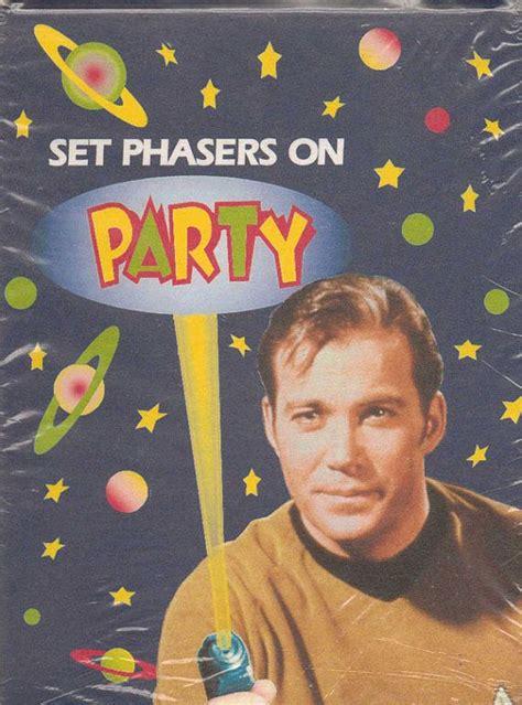star trek birthday party invitations vintage star trek