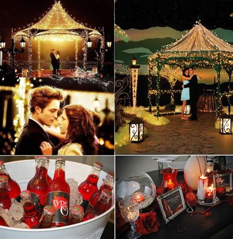 prom themes and decorations twilight themed prom theme prom birthdays
