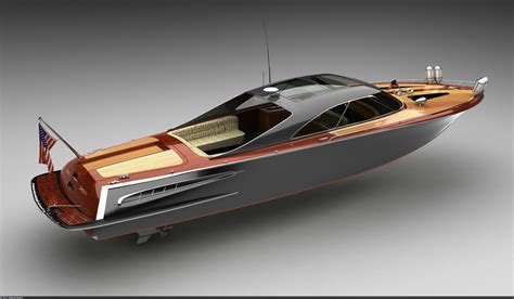 Luxury House Plans Strand Craft 39 Coup 233 Mega Yacht Tender By Bo Zolland