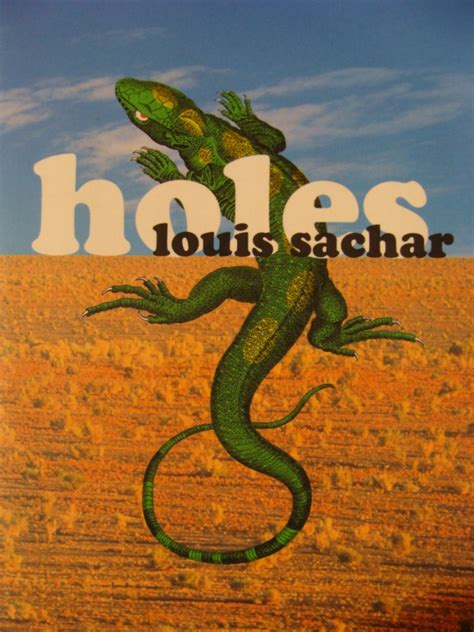 pictures of the book holes carolynknz holes by louis sachar