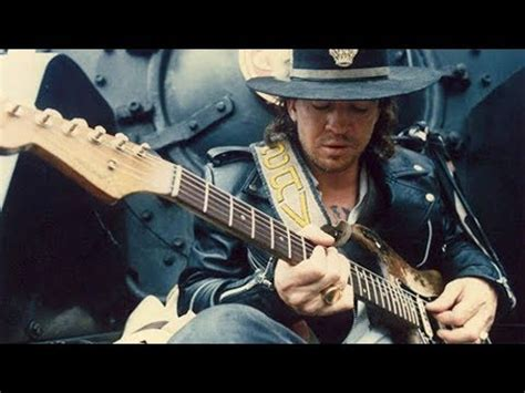 stevie ray vaughan cold shot backtrack guitar youtube