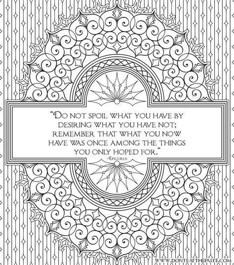 love quote mandala to color music quote words words pages quotes quotesgram