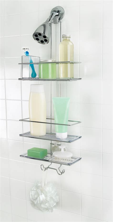 Oxo Shower Shelf by Oxo Grips 3 Tier Shower Caddy Home Kitchen