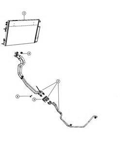 transmission cooler and lines