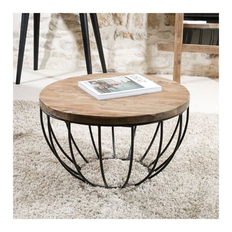 Table Basse Ronde by Table Basse Ronde 60x60 Tinesixe