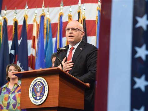 console americano a roma philip reeker il console americano 171 232 la new york