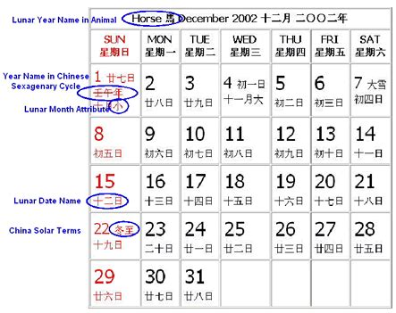 Calendario Chino 1989 Asociaci 243 N Aka
