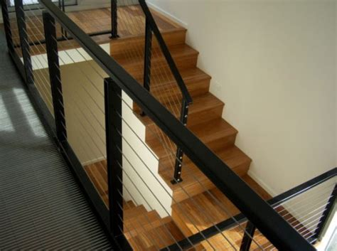 Modern Banister by Modern Handrail Designs That Make The Staircase Stand Out