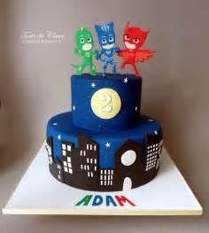 torte clara pj masks cake 2