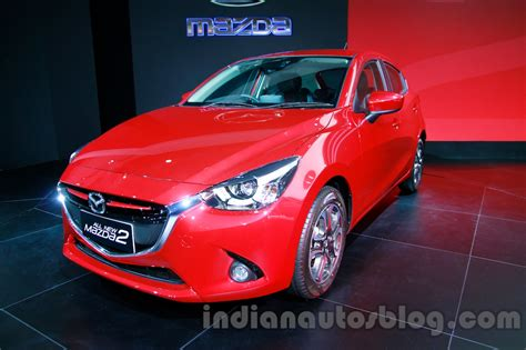 mazda foreign indonesia live 2015 mazda2 gets its asean premiere