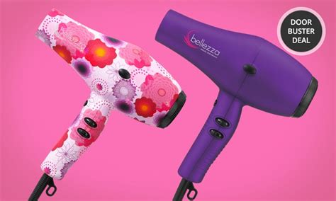 Bellezza Hair Dryer bellezza hair dryer groupon