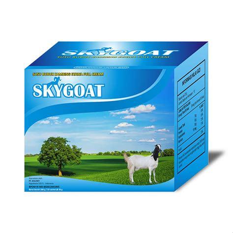jual skygoat original sky goat susu kambing etawa