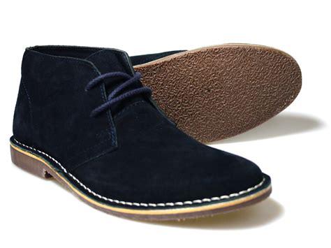 Was Passt Zu Dunkelblau by Was Passt Zu Desert Boots Navy Blau Mode Schuhe Hose