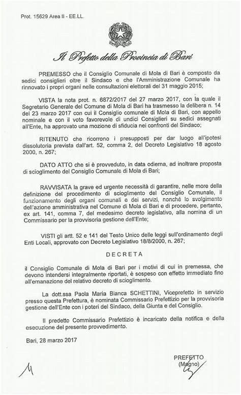prefettura di bari ufficio patenti citt 224 nostra il giornale dei molesi