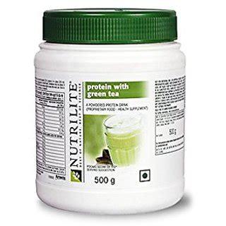 Nutrilite Hi Protein Powder amway nutrilite protein powder with green tea 500gn buy