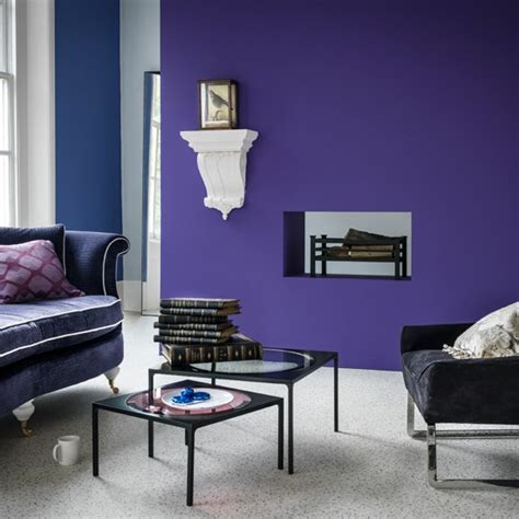 purple living rooms purple modern living room housetohome co uk