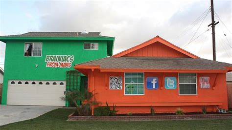 bright house loans i ll pay your mortgage you let me paint your house bright orange startup daily