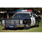 California Highway Patrol 1978 Dodge Monaco Restored  A