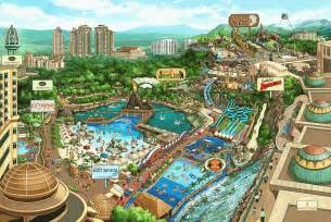 Theme Park Leisure And Recreation Escape Theme Park