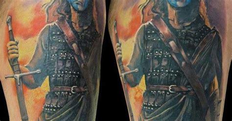 braveheart tattoo designs braveheart tattoos braveheart