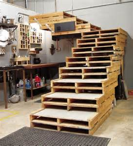 diy pallet idea stairs diy pallet ideas