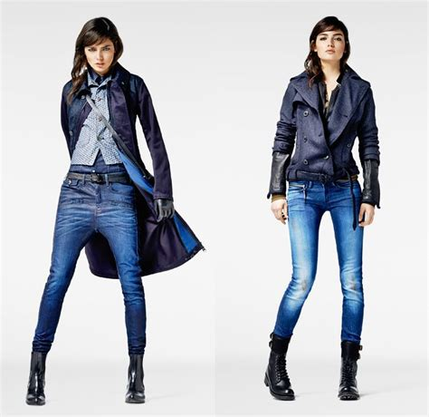 denim for fall 2014 shop 35 trendy styles from g star raw 2013 2014 winter womens lookbook designer