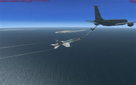 us navy boeing kc 135t drogue tanker for fsx
