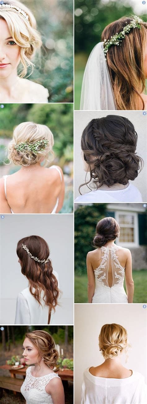 dainty wedding hairstyle ideas spring 2016 beauty spring wedding hair exquisite weddings