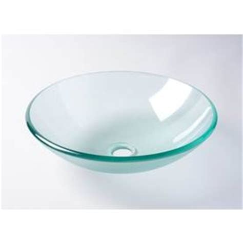 aquasource bathroom sink aquasource frosted tempered glass vessel round bathroom sink