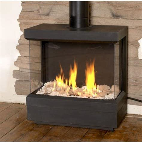 standalone fireplace gallery