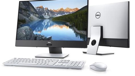 Dell Desk Top Dell Adds 27 Inch Sleeks Out 24 Inch Inspiron All In Ones