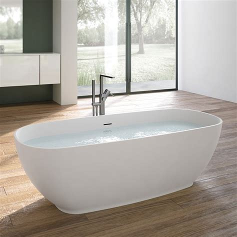 vasca da bagno hafro hafro vasca da bagno a libera installazione centro