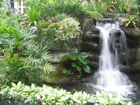 Small Garden Waterfall Ideas Decors 187 Archive 187 Waterfall Enhances The Of Garden