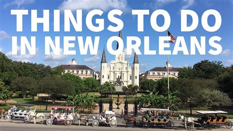 new orleans best things to do for tourists