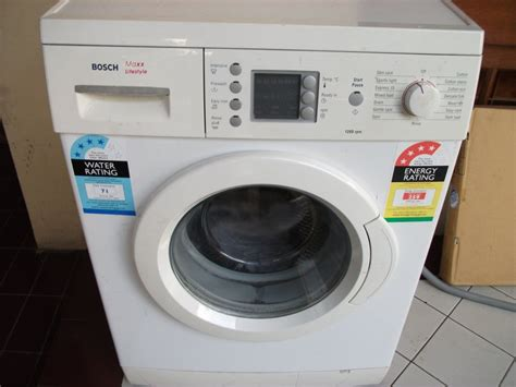 Mesin Cuci Front Loading jual mesin cuci front loading bosch maxx lifestyle 7 kg