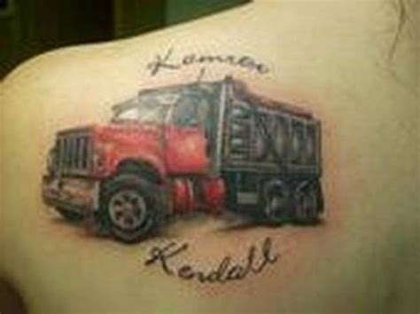 truck tattoo designs live build drive magazine photo gallery browser