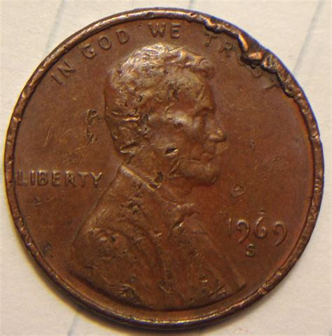 1969 s lincoln penny pmd coin community forum
