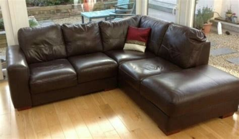 Real Leather Sofa Sale by Real Leather Corner Sofa For Sale In Tallaght Dublin From