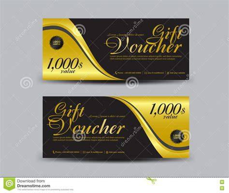 Gift Card Flyer Template