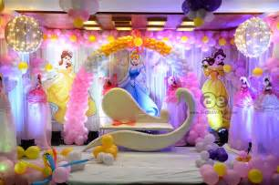 theme decoration aicaevents india barbie theme decorations by aica events