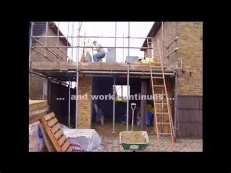 home design story start over how to build a two storey side extension in less than