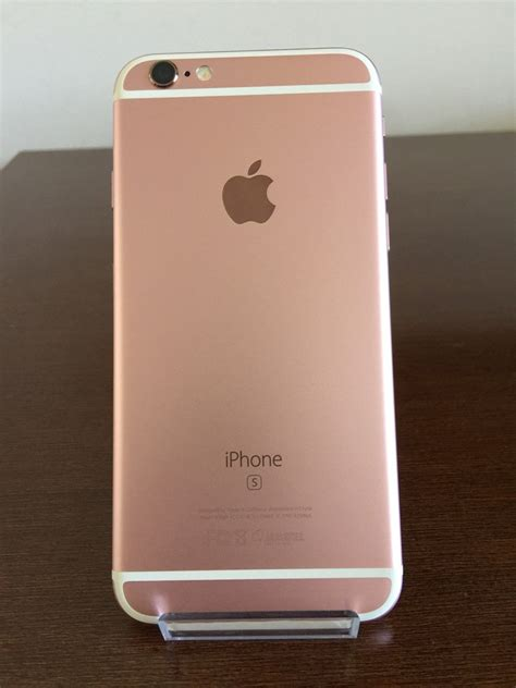 e iphone 6s plus iphone 6s plus 128gb apple original dourado rosa de vitrine r 3 149 90 em mercado livre