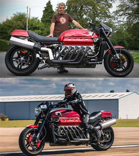 dodge tomahawk    millyard viper  motorcycle techeblog