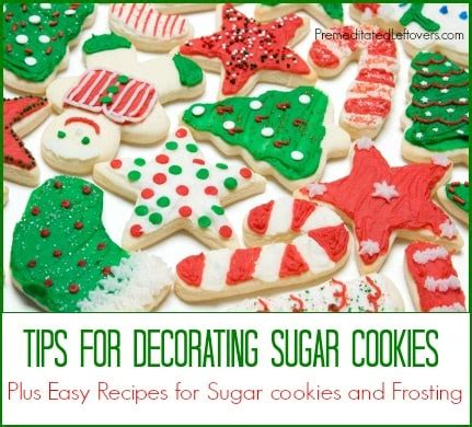 cookie icing decorating images