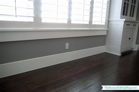 how tall should baseboards be formal dining room decor plan the sunny side up blog